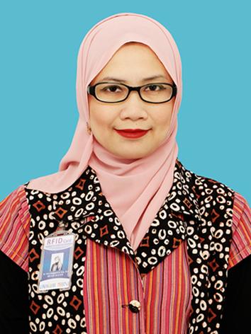 Ketua Divisi Jurnal & Publikasi