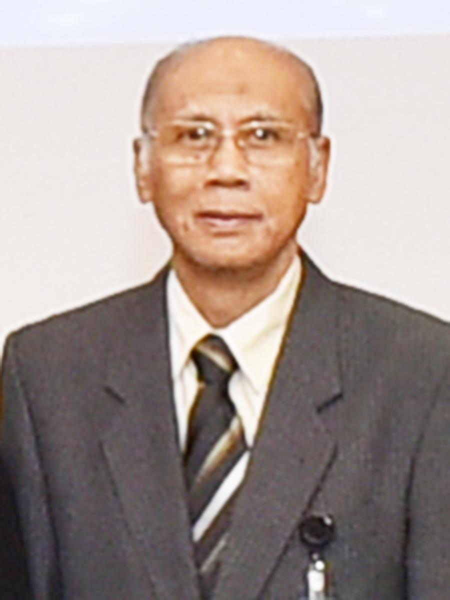 Wakil Rektor II - Bidang Administrasi, Keuangan dan Kepegawaian