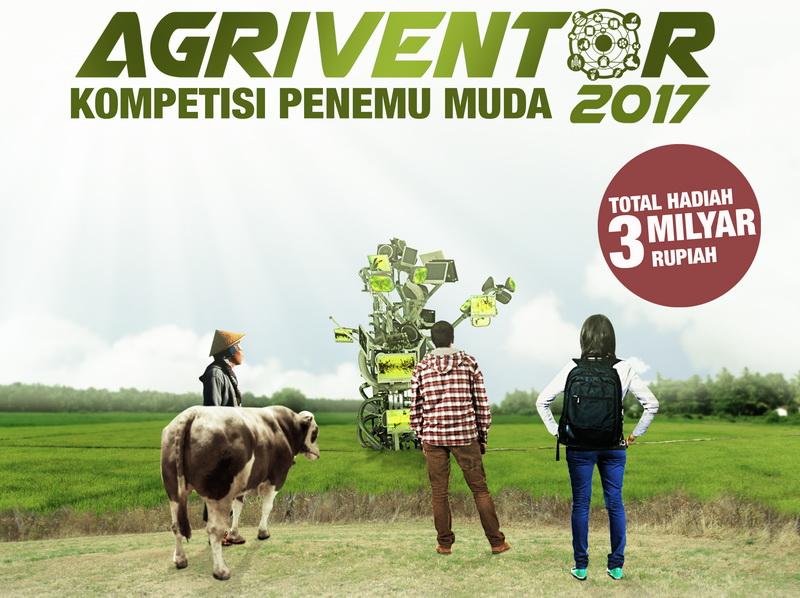 Agriventor Kompetisi Penemu Muda 2017