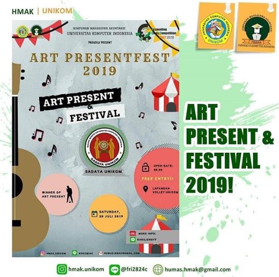 Art Present & Festival 2019