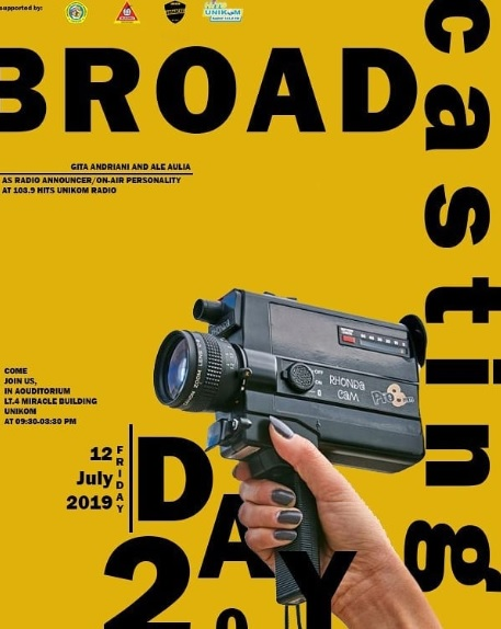 Broadcasting Day 2.0 - 2019