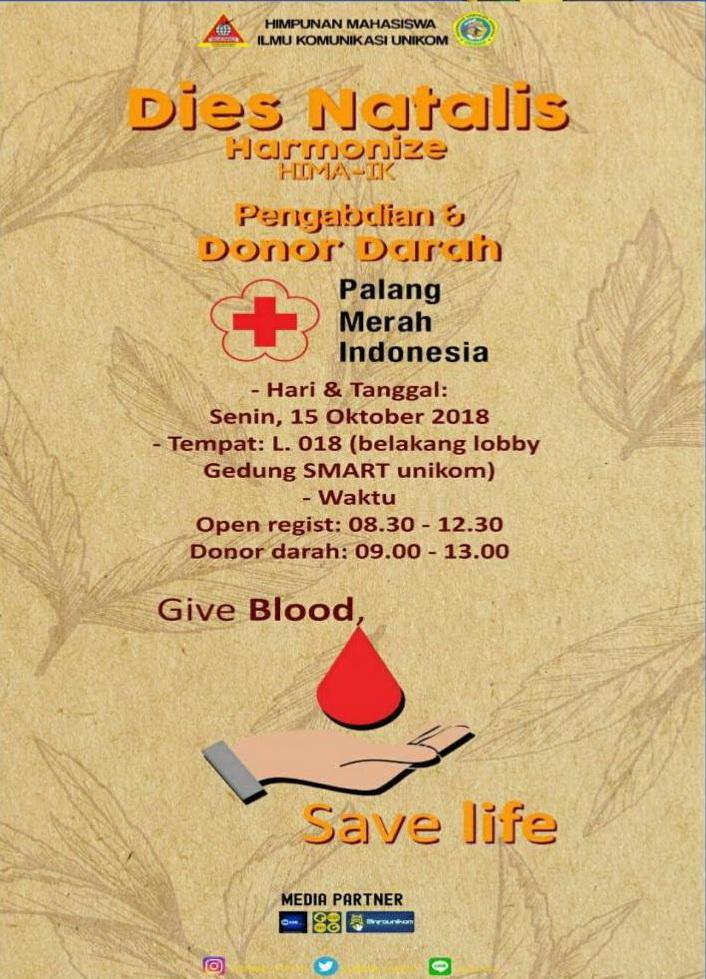 Donor Darah Hima IK 2018