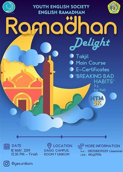 English Ramadhan 2019