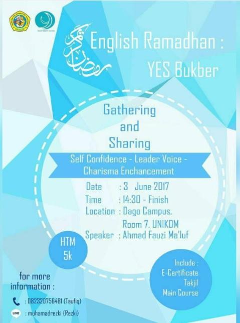 English Ramadhan