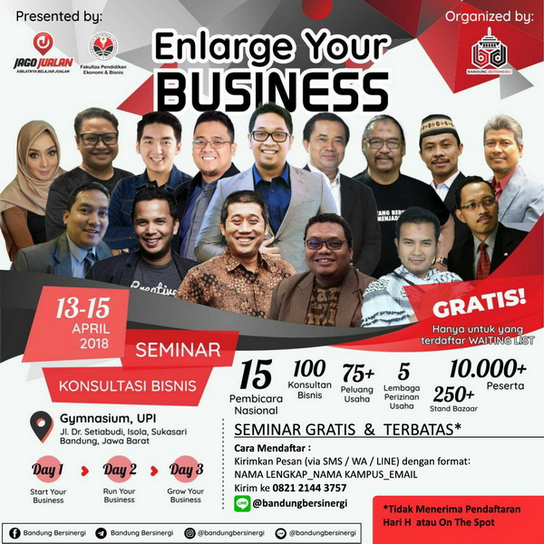Enlarge Your Business