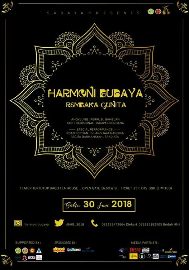 Harmoni Budaya 2018