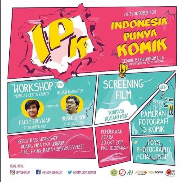 Indonesia Punya Komik (IPK)