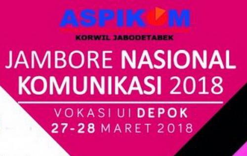 Info Lomba: Jambore Nasional Komunikasi 2018