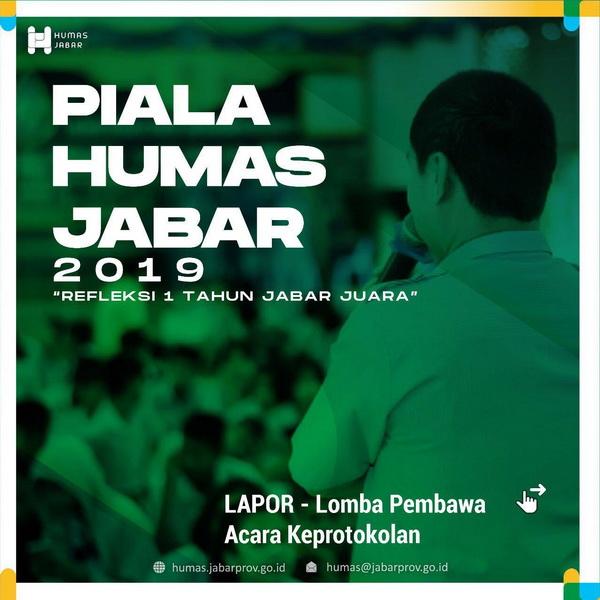 Info Lomba : Pembawa Acara Keprotokolan 2019