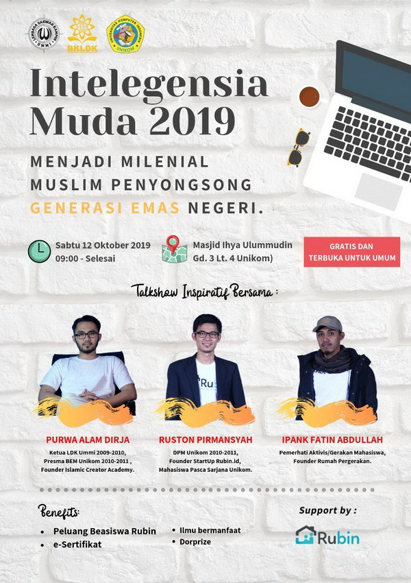 Intelegensia Muda 2019