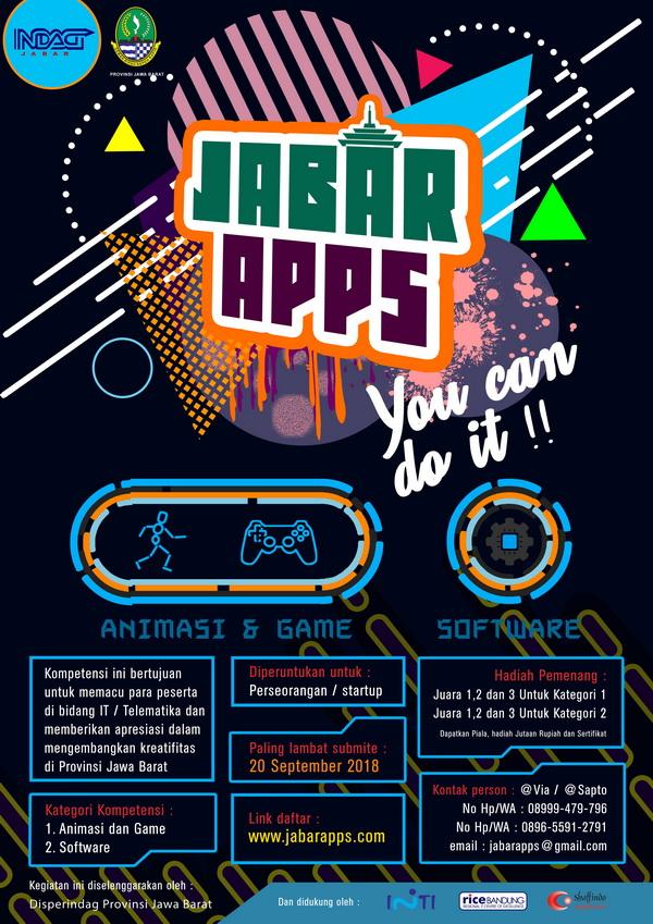 Kompetisi JabarApps