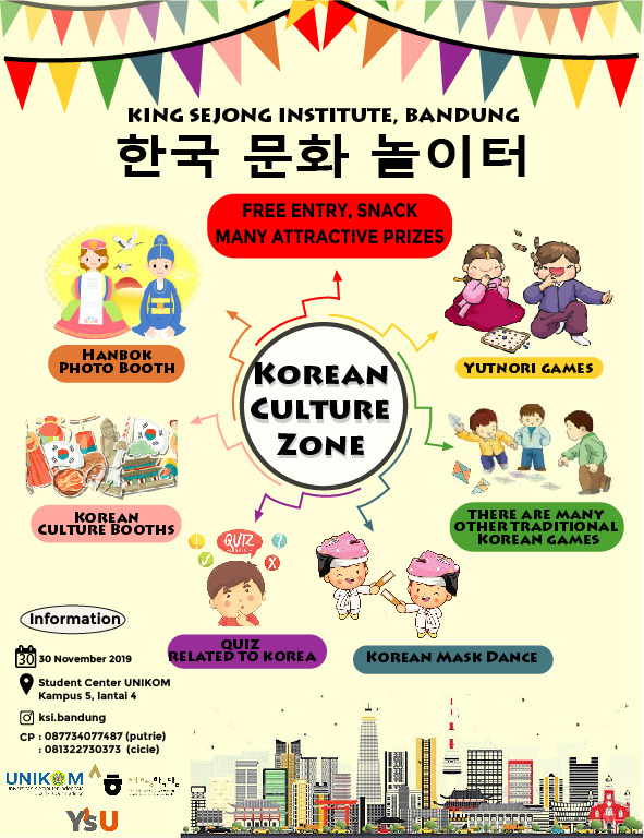 Korea Culture Zone 2019