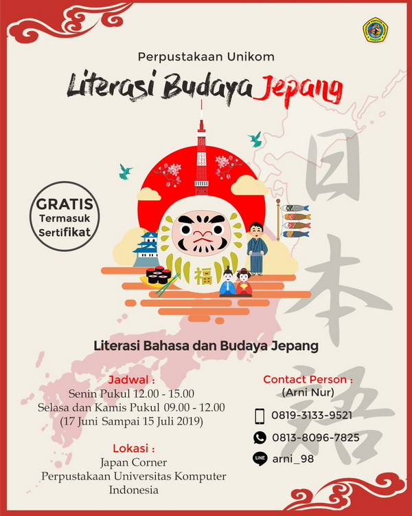 Literasi Bahasa dan Budaya Jepang