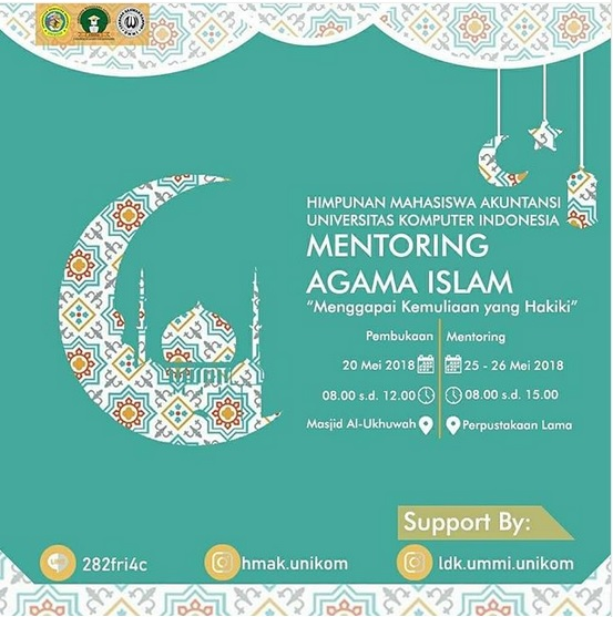 Mentoring Agama Islam
