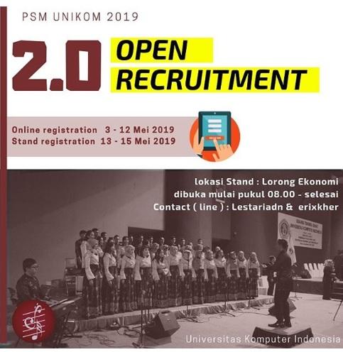 Paduan Suara Mahasiswa (PSM) Unikom Season 2