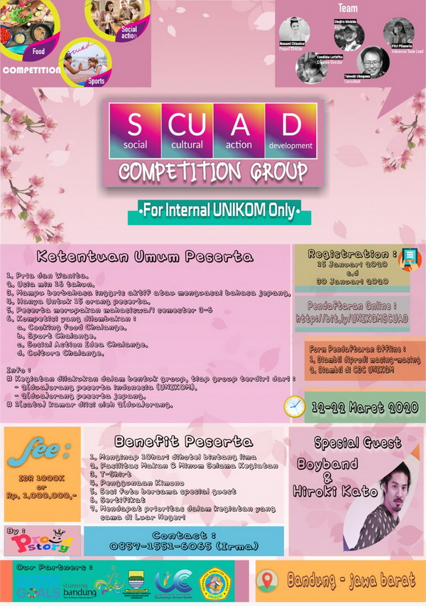 Scuad Competition Group