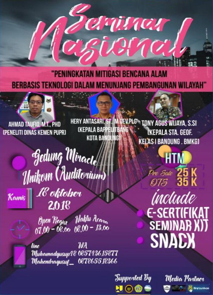 Seminar Nasional HMPWK 2018