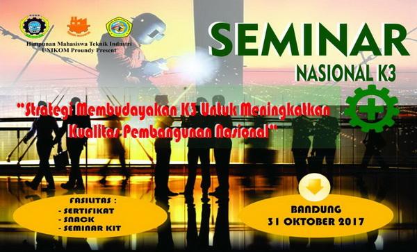 Seminar Nasional K3