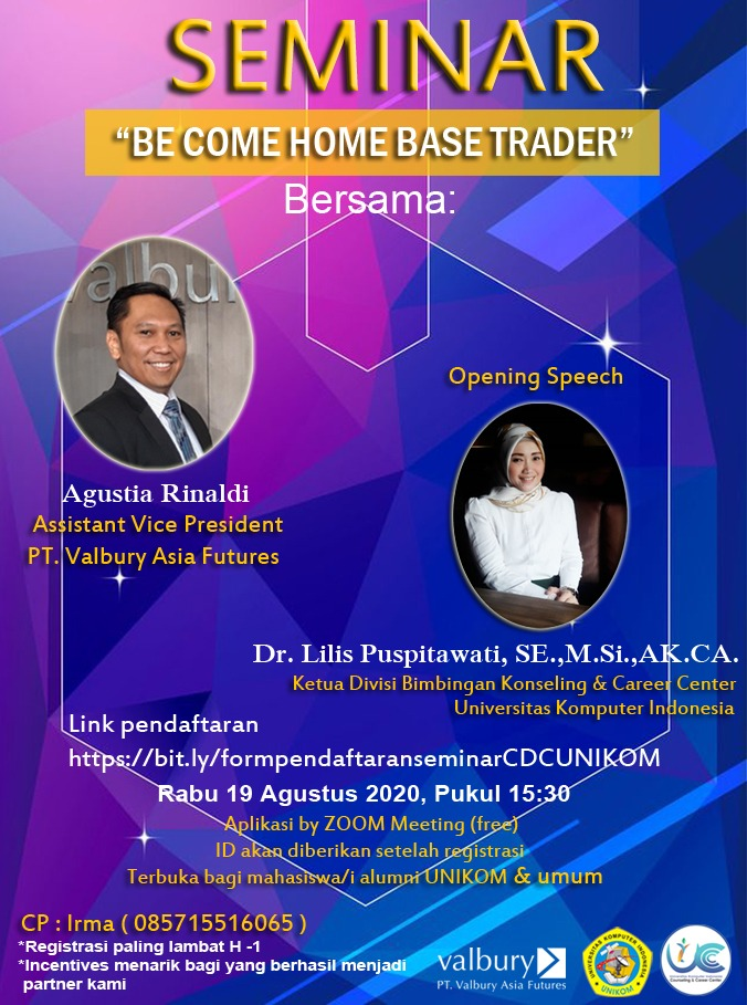 Webinar Softskill: Become Home Base Trader