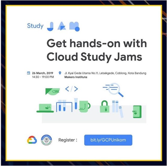 Workshop 'Cloud Study Jam'