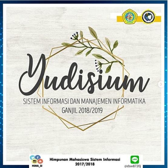 Yudisium Program Studi Sistem Informasi dan Manajemen Informatika Ganjil 2018/2019 Unikom