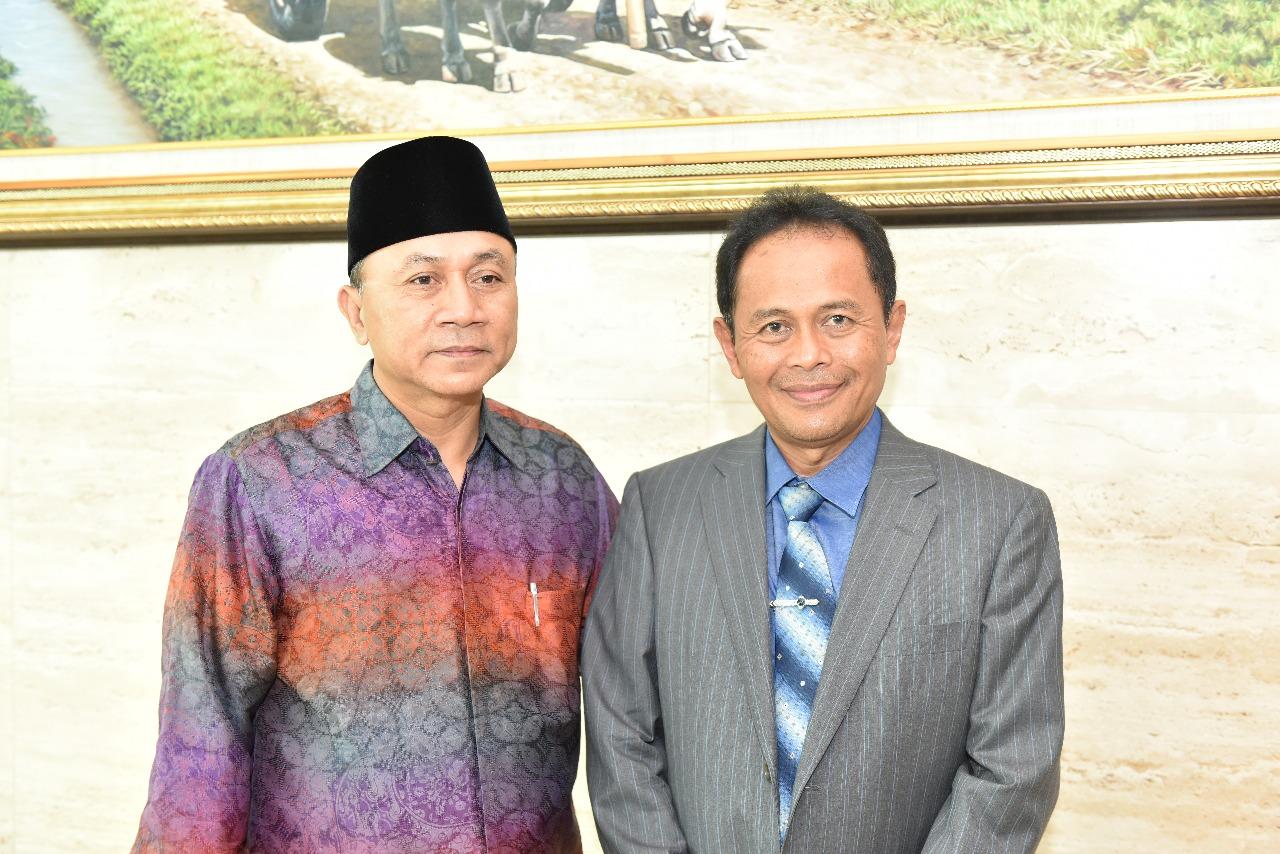 Kunjungan Ketua MPR Dr. Zulkifli Hasan (Foto ke-15)