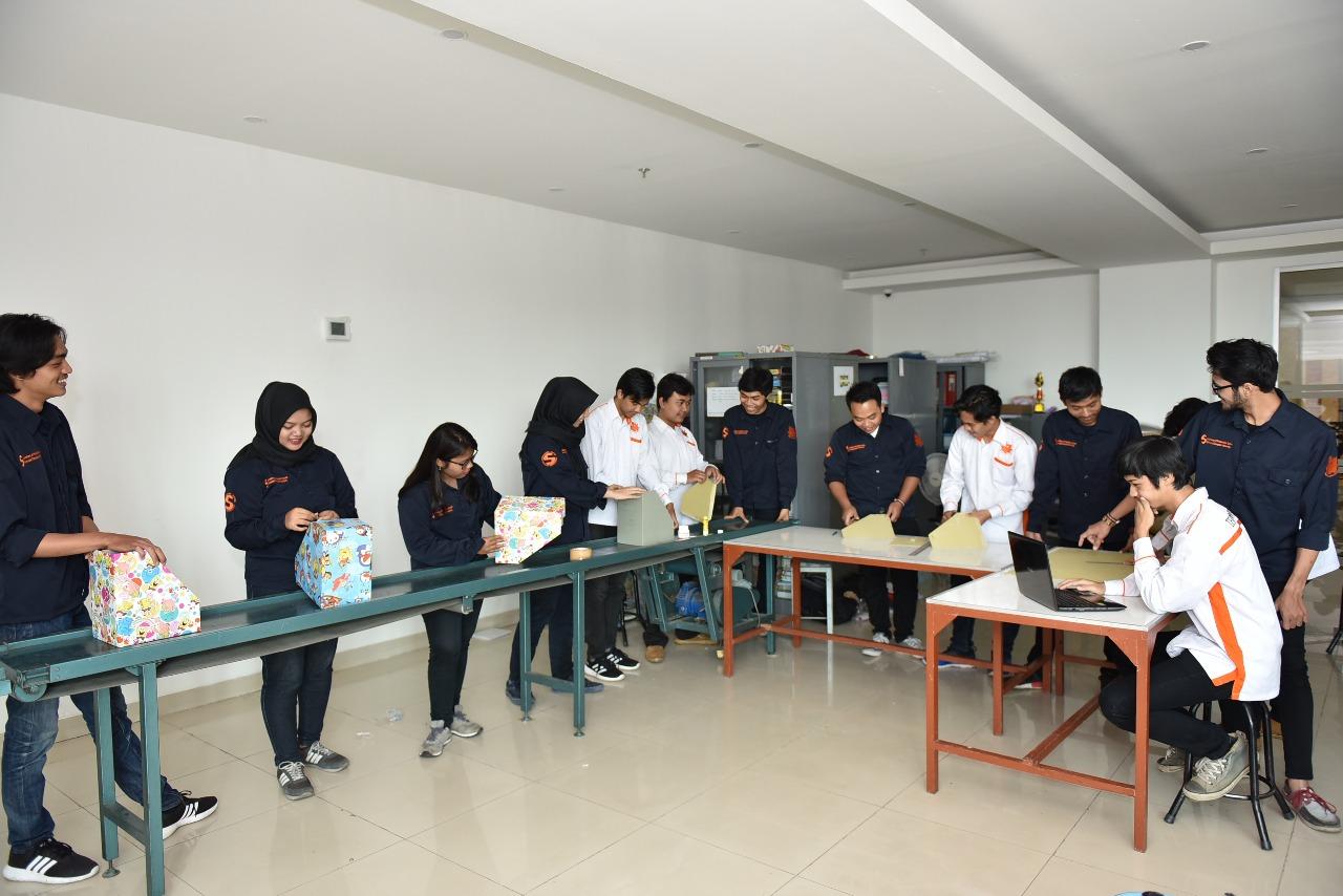 Ruangan Lab Sistem Produksi Teknik Industri 3